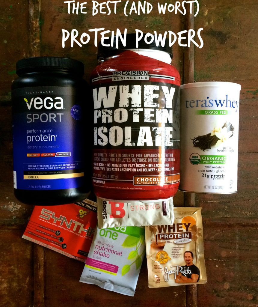 The Best Protein Powder Nutrition Awareness
