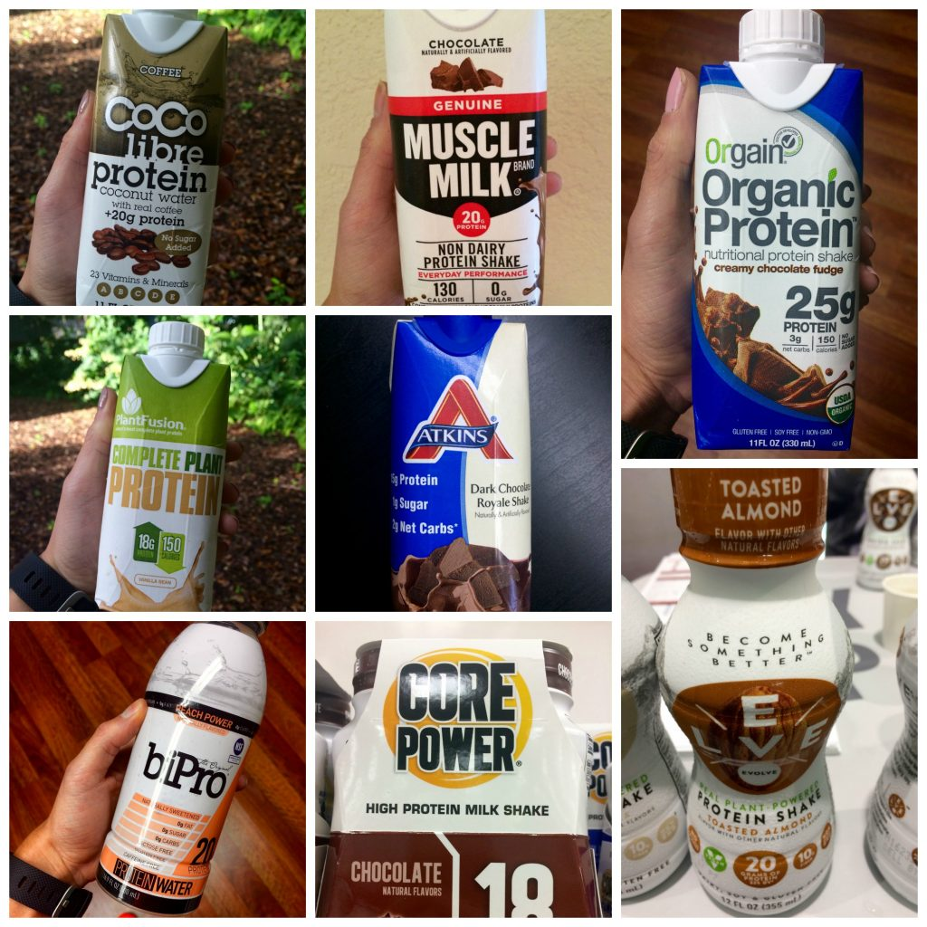 The Best Protein Shakes Review Nutrition Awareness