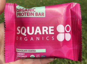 square organics bar