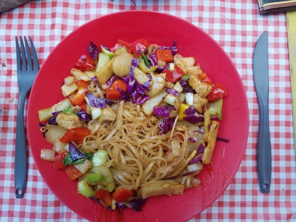 camp meals at havasu