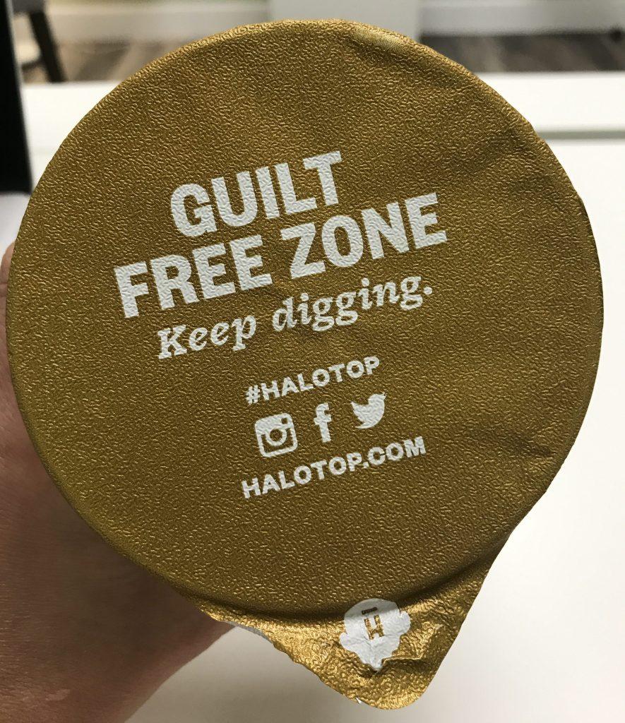 guilt free ice cream