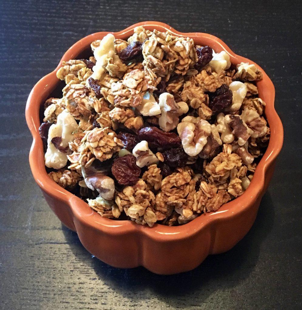 healthy.pumpkin.spice.granola