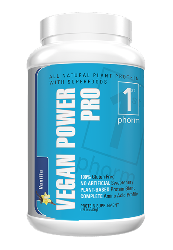 1st form protein powder