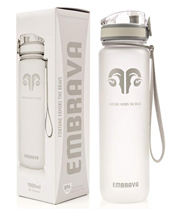 recommended water bottle