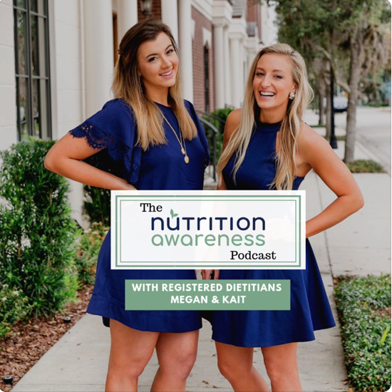 podcast with dietitians
