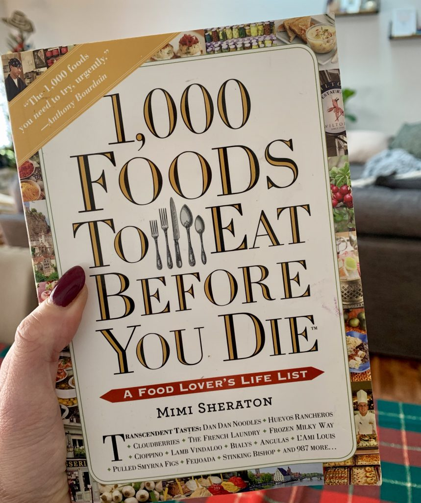 best books for foodies